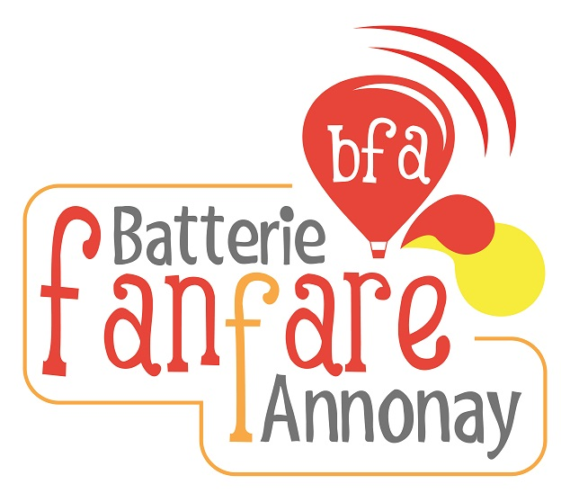 logo de l'association Batterie-Fanfare d'Annonay