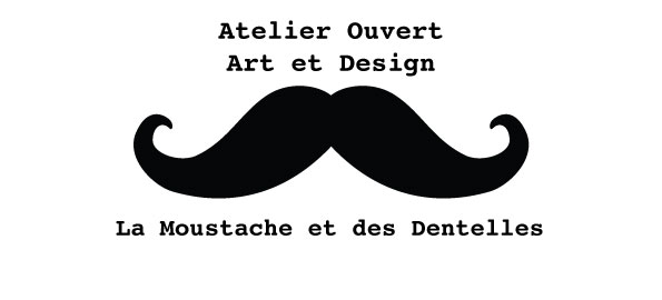 logo de l'association Moustache et Dentelles