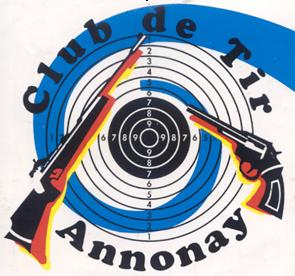 logo de l'association CLUB DE TIR D'ANNONAY