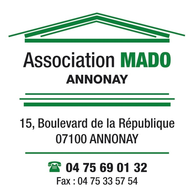 logo de l'association association MADO