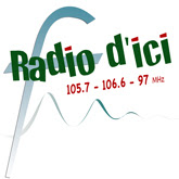 logo de l'association Radio d'ici Annonay (asso radio Piraillons)